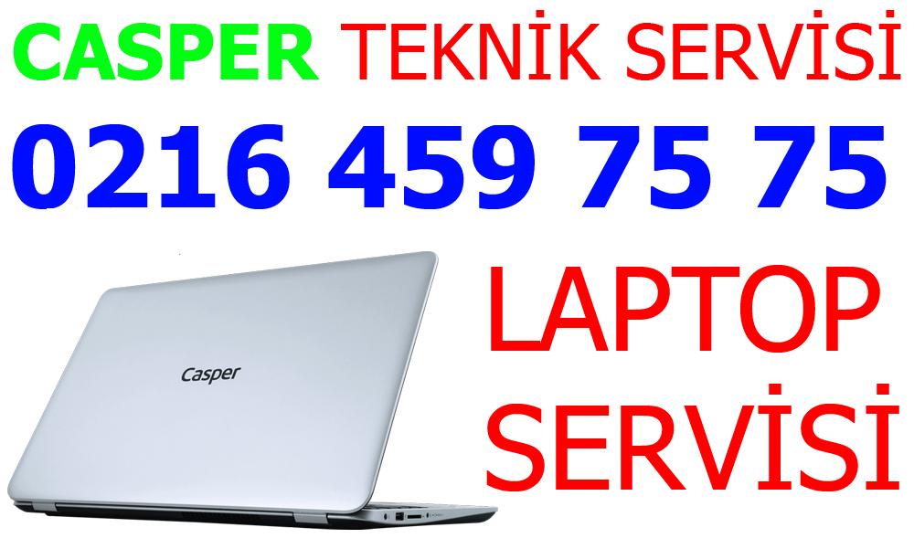 Casper Laptop Klavye Değişimi