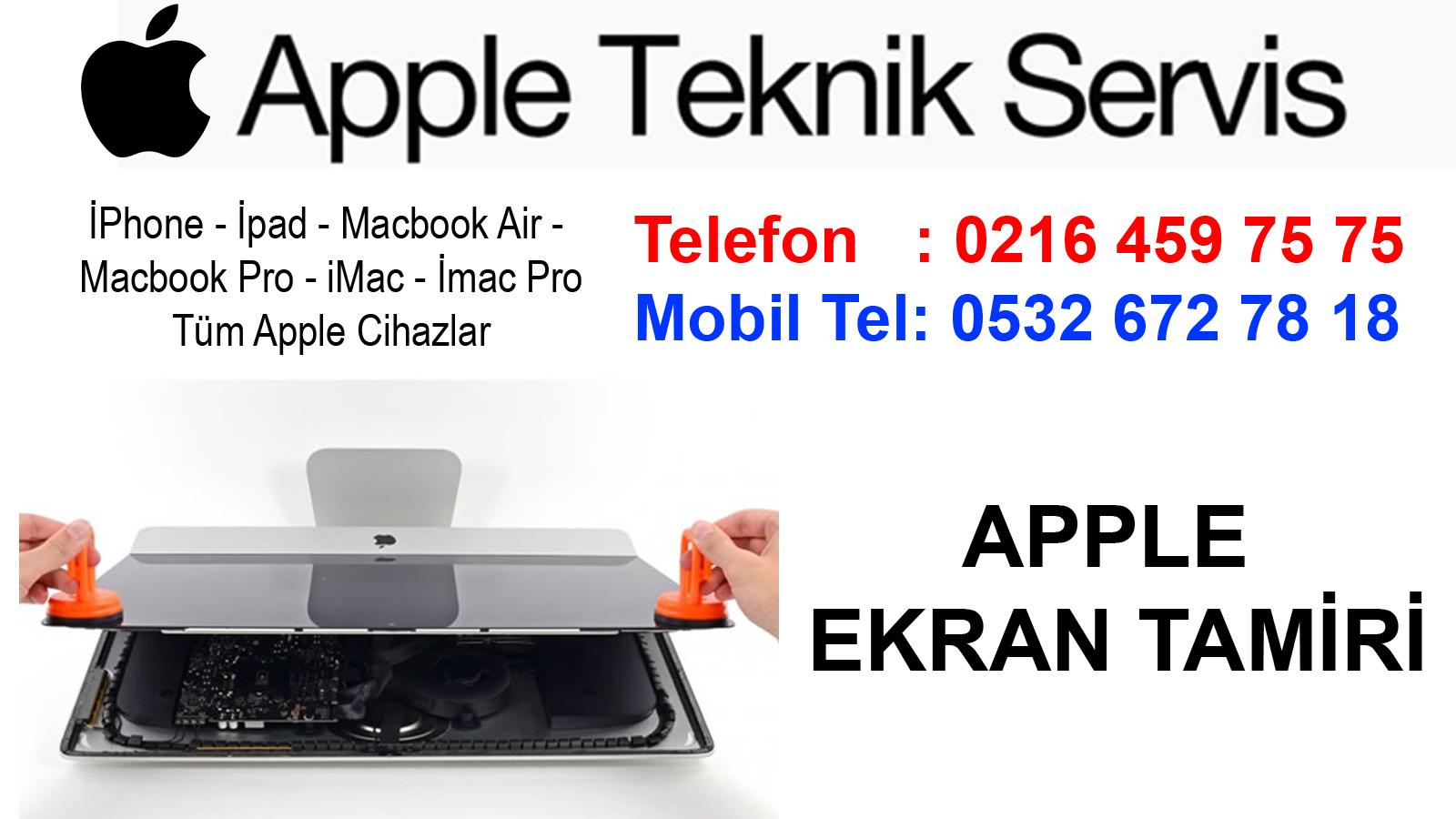 Maltepe Apple Ekran Tamiri