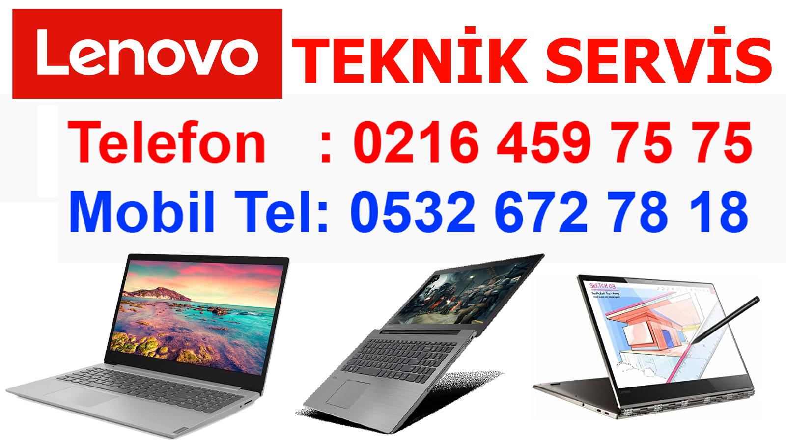 Maltepe Lenovo Servisi