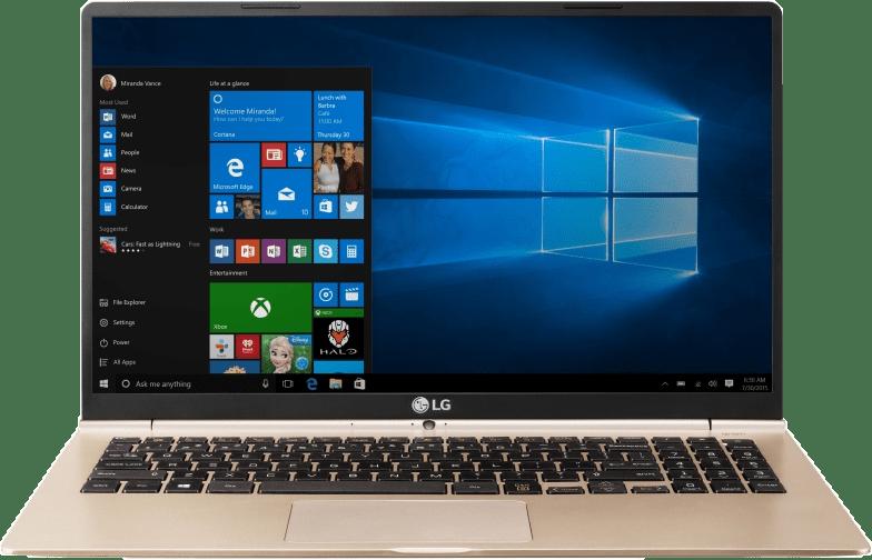 LG Laptop Klavye Değişimi