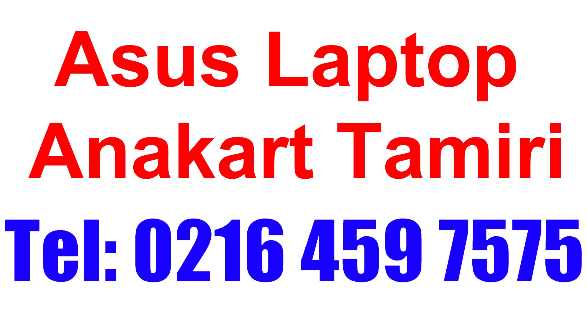 Asus Laptop Anakart Tamiri