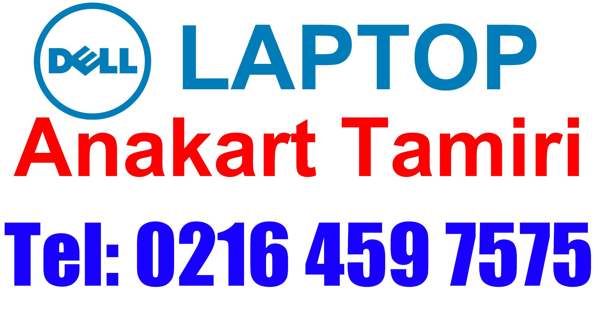 Dell Laptop Ana Kart Tamiri ve Değişimi