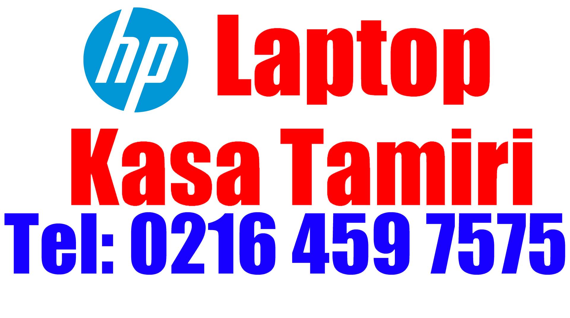 HP Laptop Kasa Tamiri ve Değişimi