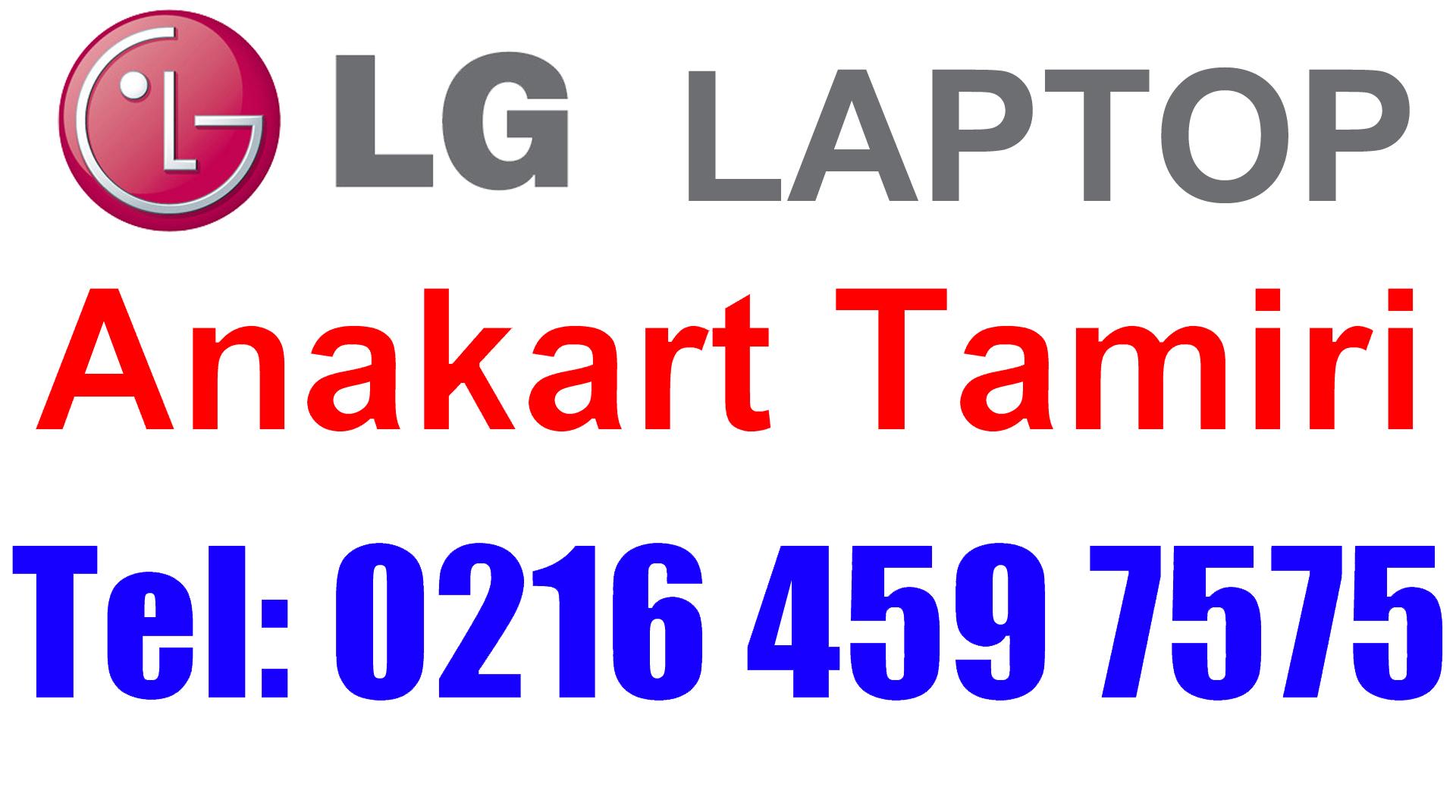 LG Laptop Anakart Tamiri ve Değişimi