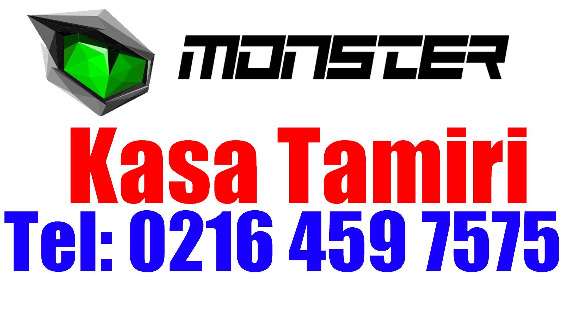 Monster Laptop Kasa Tamiri ve Değişimi