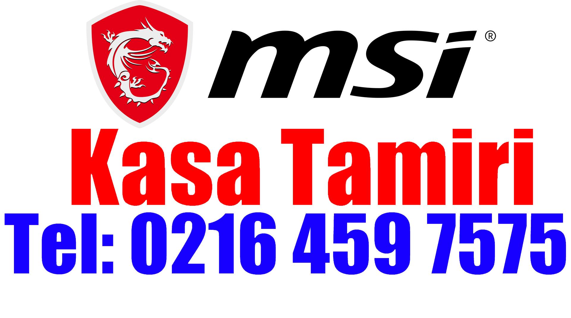 Msi Laptop Kasa Tamiri ve Değişimi