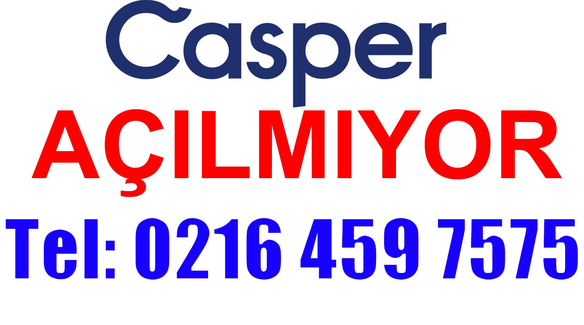 Casper Laptop Açılmıyor