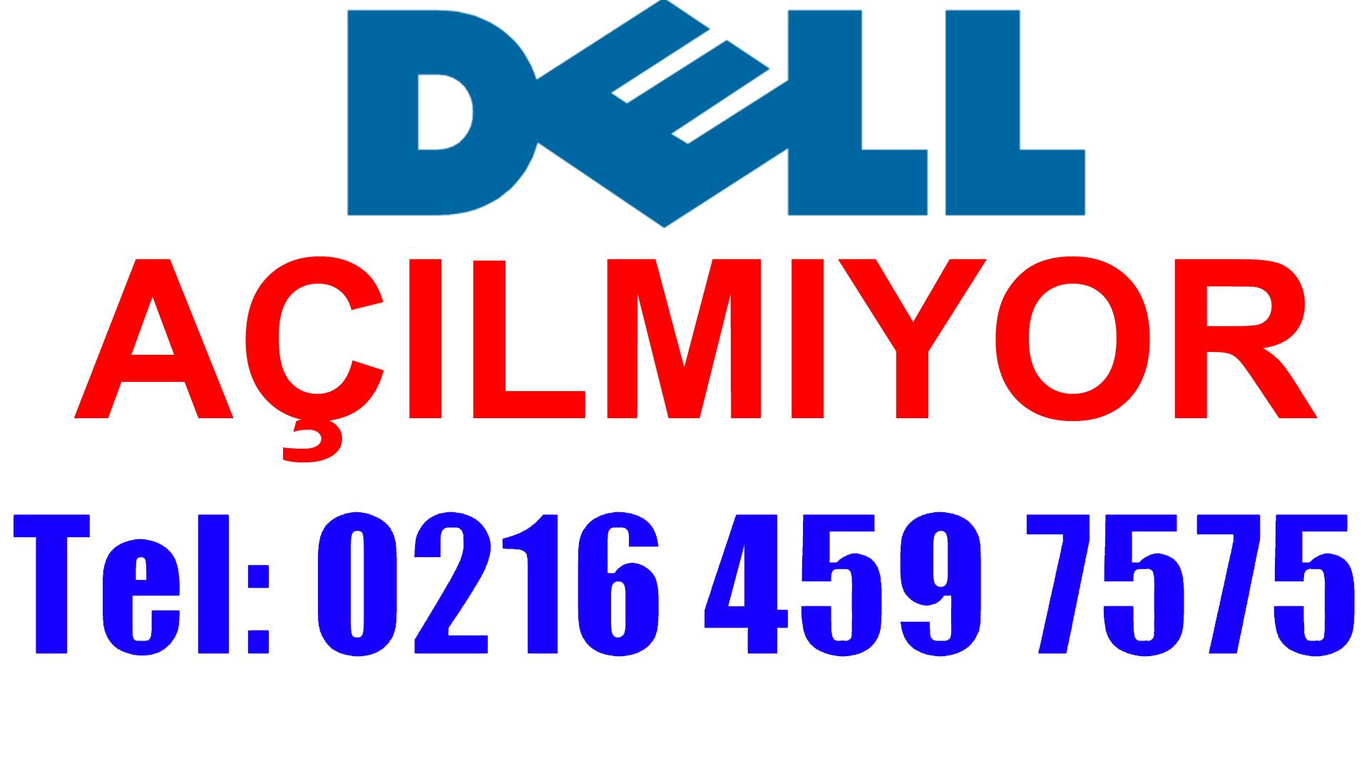 Dell Laptop Açılmıyor