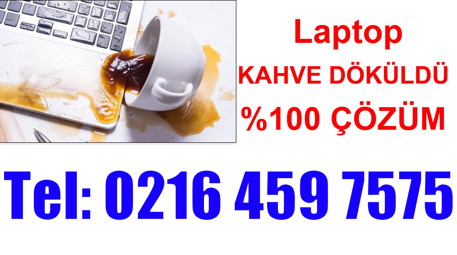 Laptopa Kahve Döküldü Açılmıyor