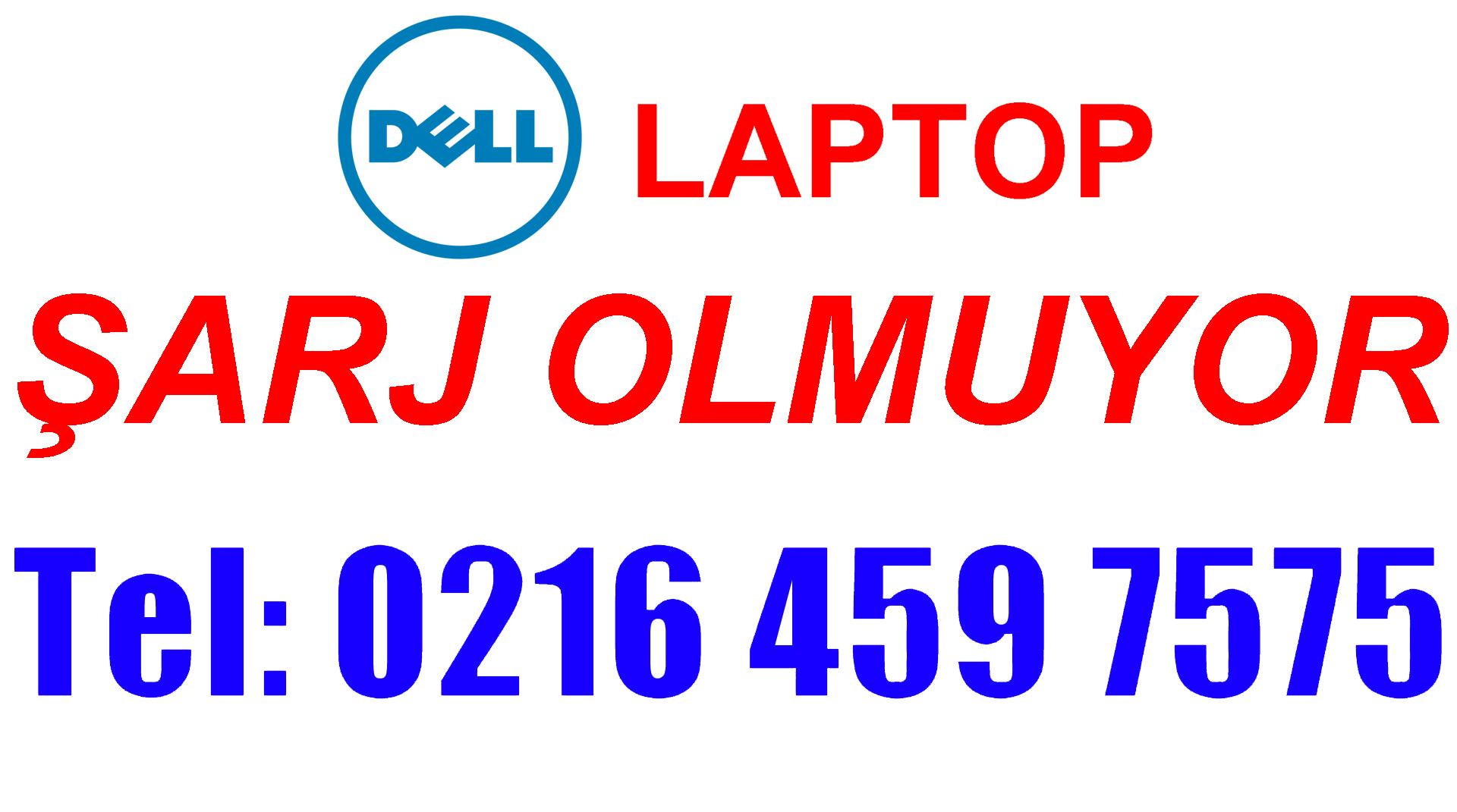 Dell Laptop Şarj Olmuyor