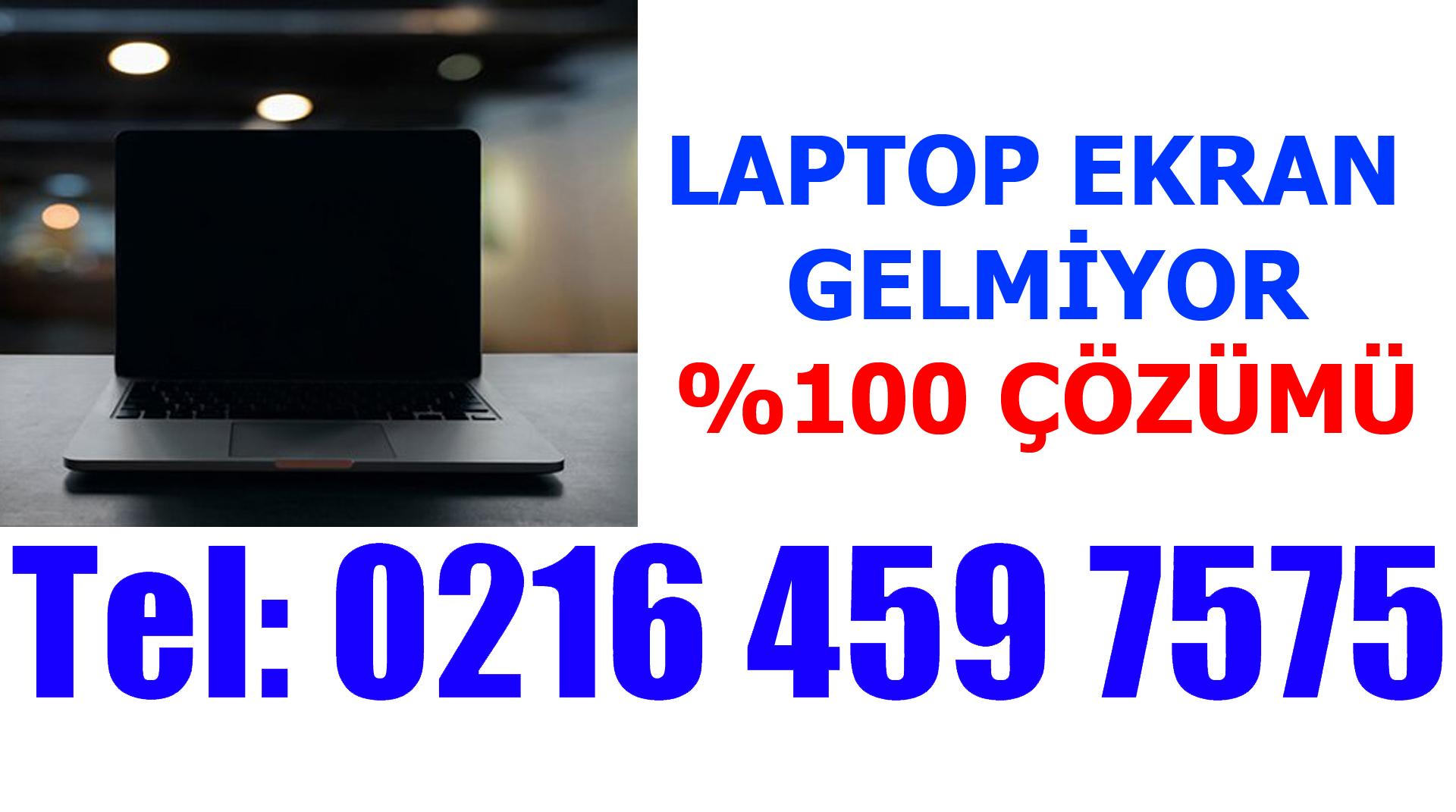 Laptop Ekran Gelmiyor !! Değişimi %100 Çözüm
