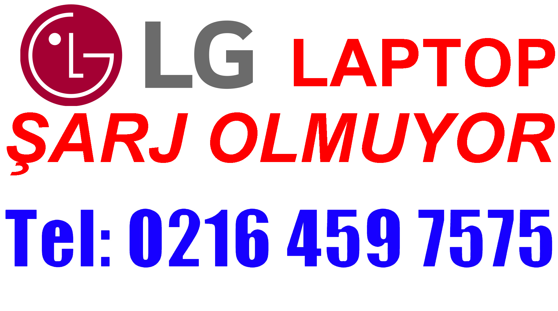LG Laptop Şarj Olmuyor