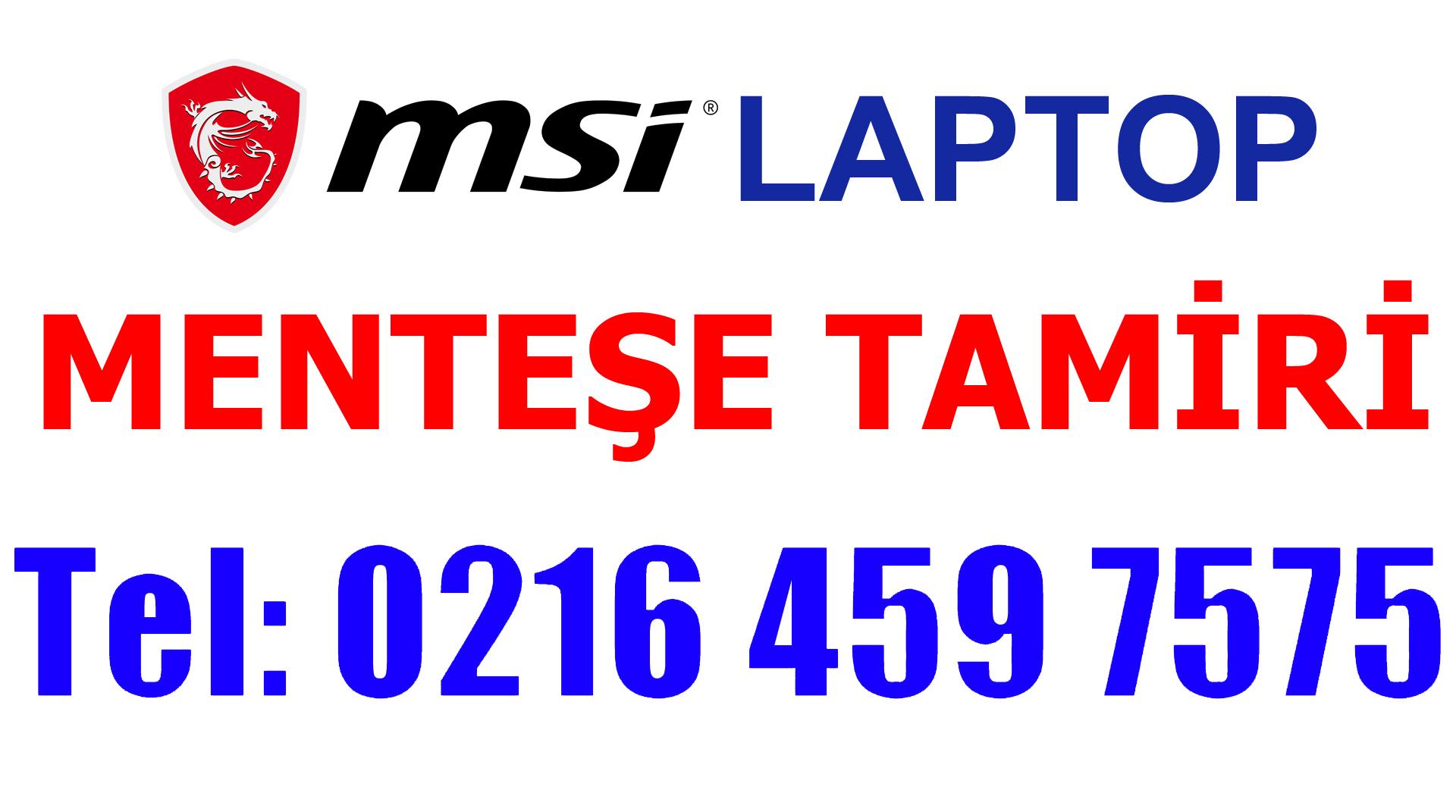 Msi Laptop Menteşe Tamiri ve Değişimi