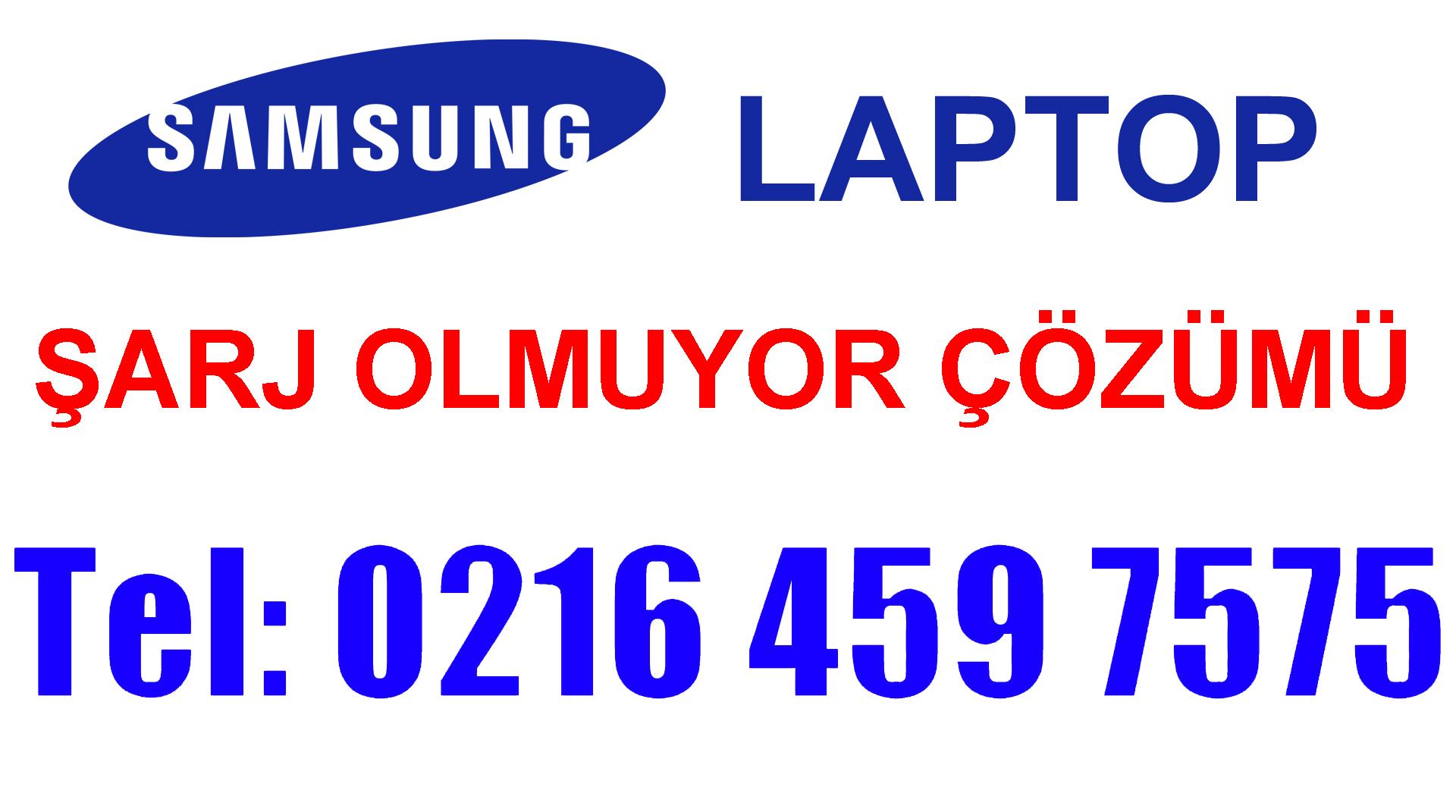 Samsung Laptop Prize Takılı Şarj Olmuyor