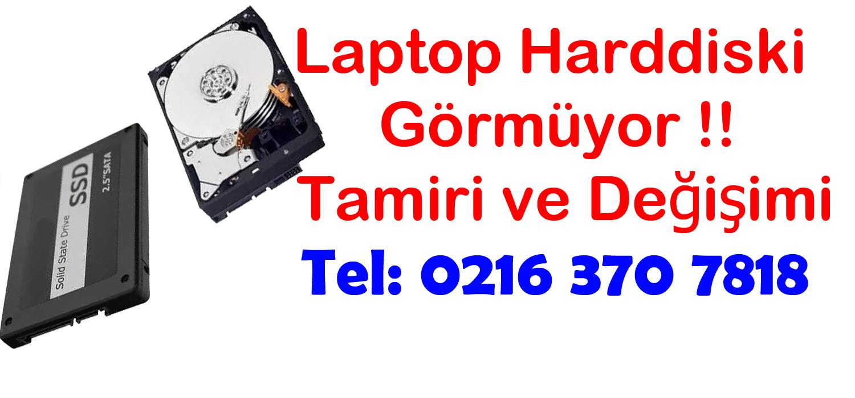 Laptop Harddiski Görmüyor !! Tamiri ve Değişimi