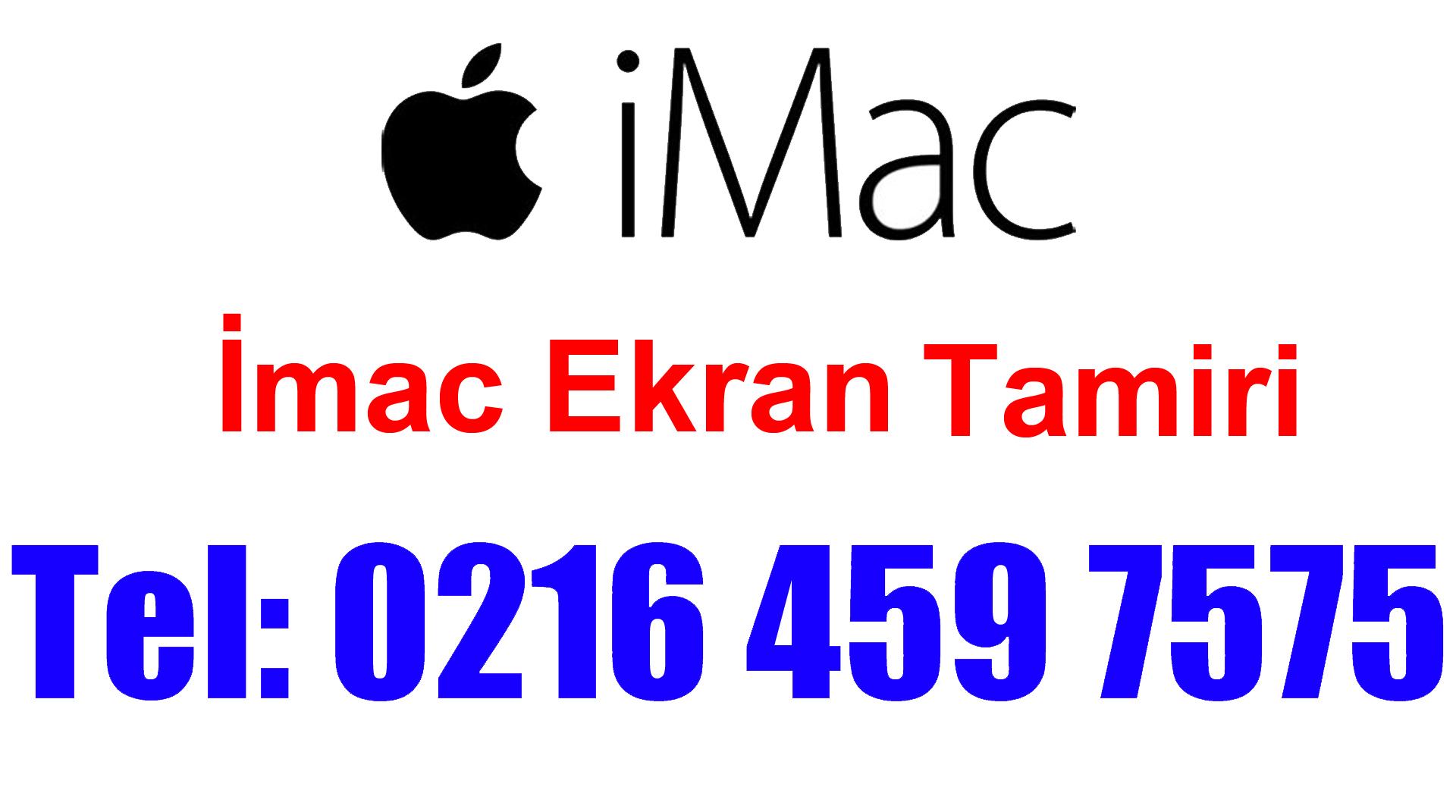 iMac Ekran Değişimi ve Tamiri