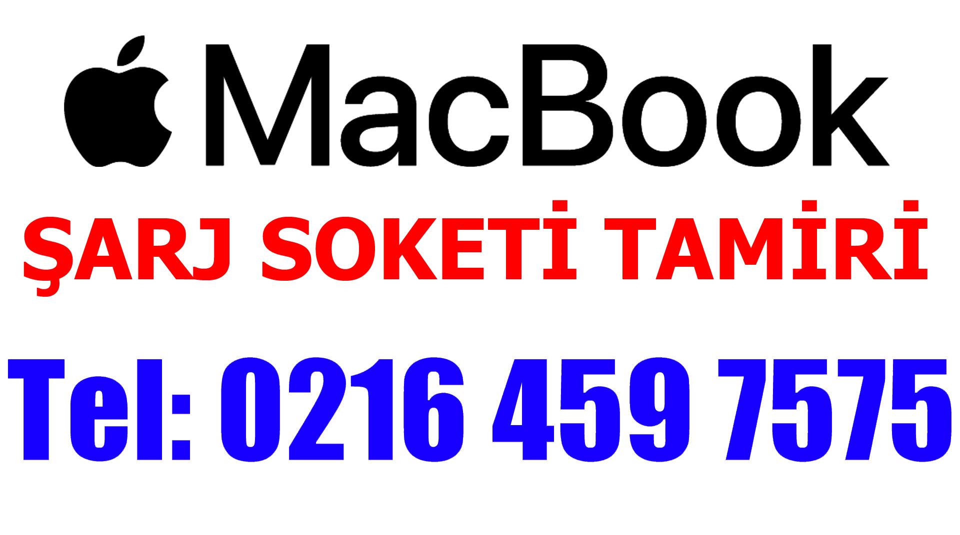 Macbook Şarj Soket Tamiri ve Değişimi