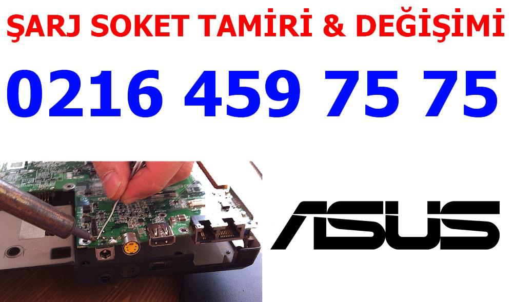 Asus Laptop Şarj Soketi Tamiri ve Değişimi