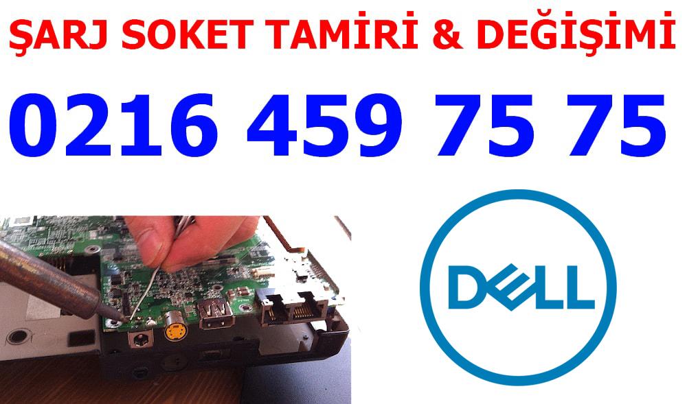 Dell Laptop Şarj Soketi Tamiri ve Değişimi